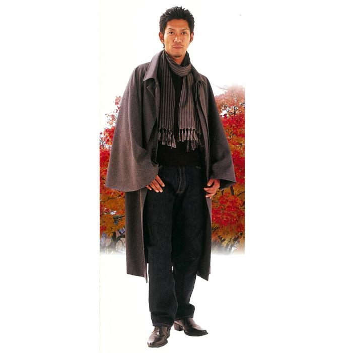 インバネスコート洋服のイメージ