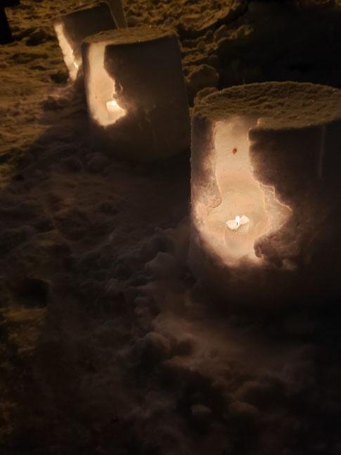 上杉雪灯籠祭り